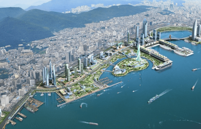 pelabuhan laut terbesar