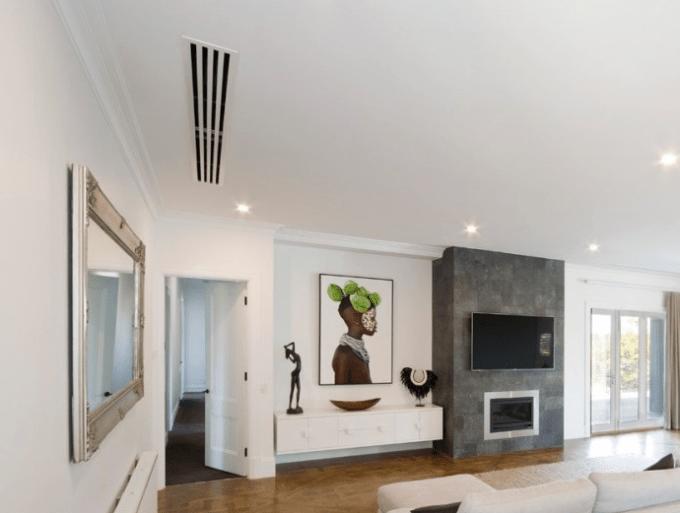 model ventilasi rumah