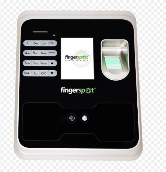 Mesin Absen Fingerprint