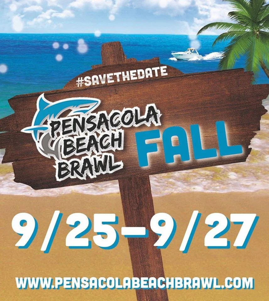 Pensacola Beach Brawl Fall