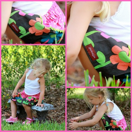 Laken and Lila collage