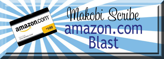 Amazon Blast Twitter Week 1 August Sweepstakes
