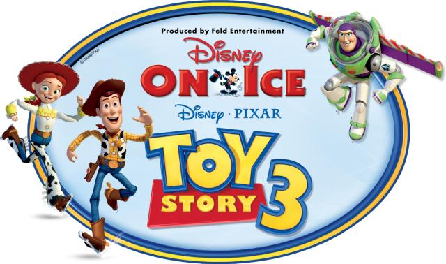Disney On Ice Toy Story 3 Tickets Sweepstakes