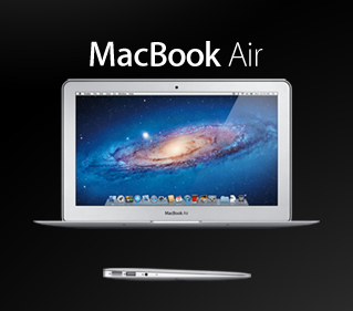 MacBook Air Sweepstakes