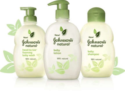 Johnsons Natural