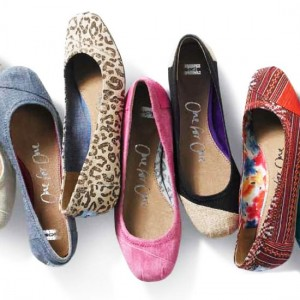 Toms Shoes Sweepstakes