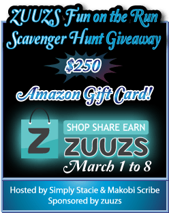 zuuzs social media scavenger hunt