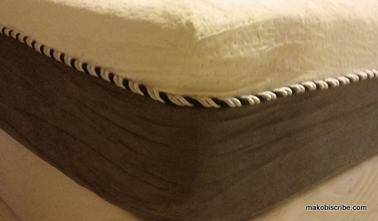 mattress edging
