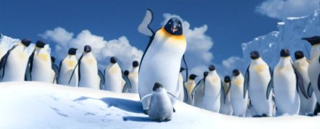 Happy Feet 2 Review