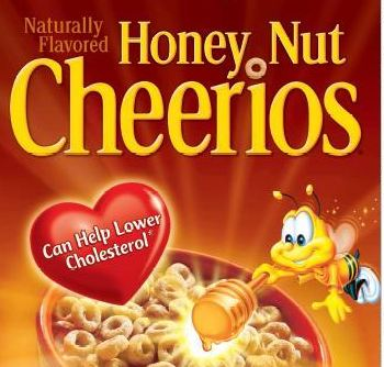 Free Sample of Honey Nut Cheerios