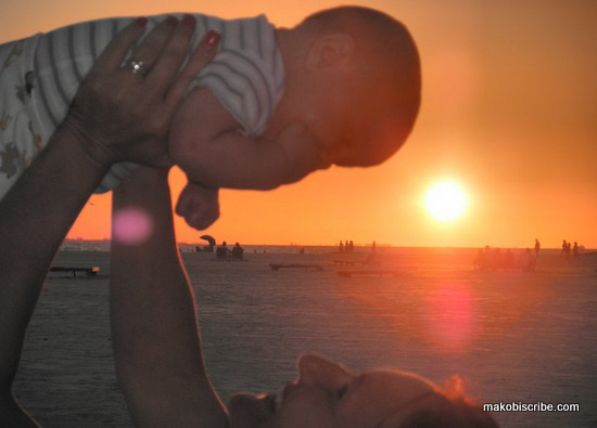 Five Tips For Taking Toddlers To The Beach