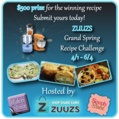 zuuzs recipe challenge contest