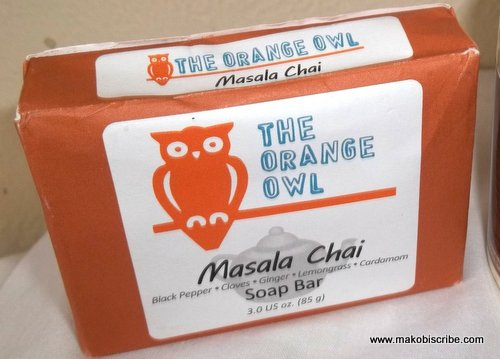 Vegan Friendly Bath Products From The Orange Owl Sweepstakes