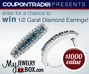diamond earring giveaway