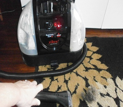 Compact Deep Cleaner