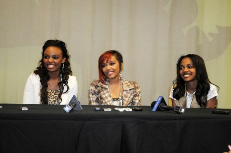 McClain Sisters Interview