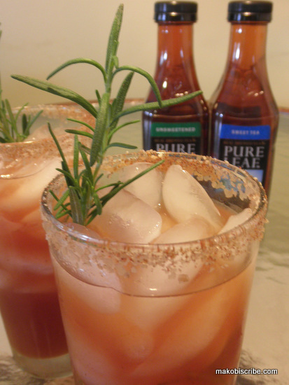 Lipton Pure Leaf Mary-Tea-Ni Recipe Is Perfect For The Kentucky Derby