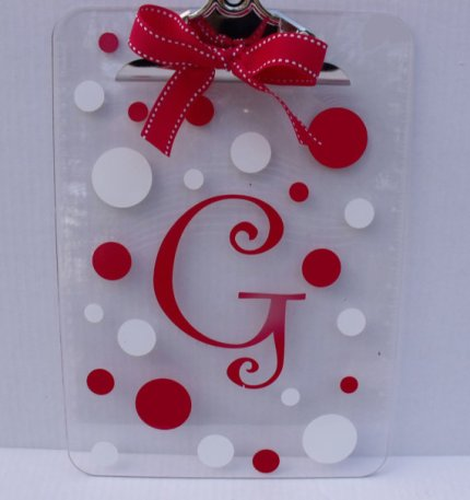 Personalized Polka Dot Gifts