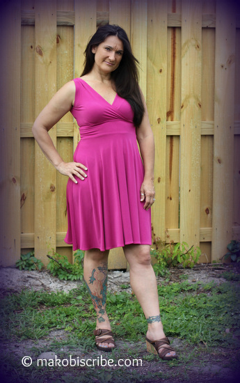 Karina Dresses Help To Promote A Positive Self Body Image