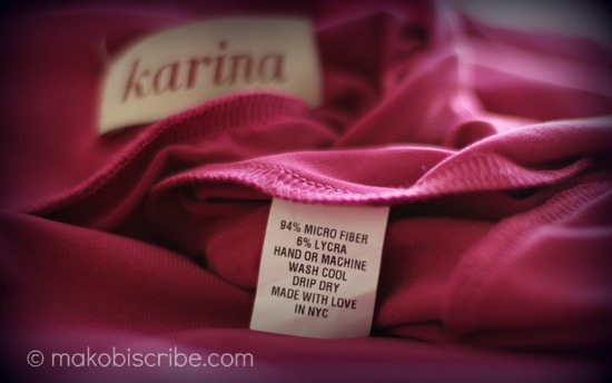 Karina Made in USA