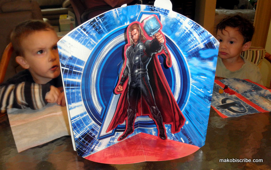 Birthday Party Supplies Avengers