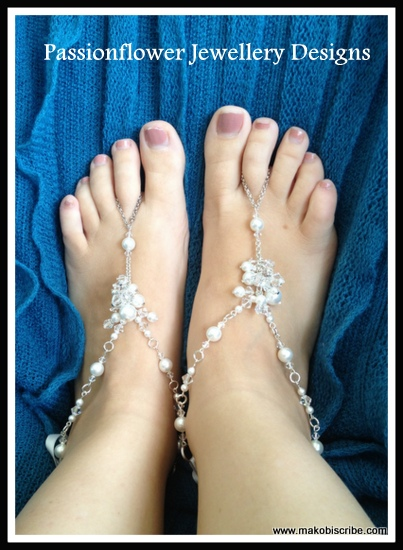Barefoot Sandals by Passion Flower Jewelry Designs Sweepstakes
