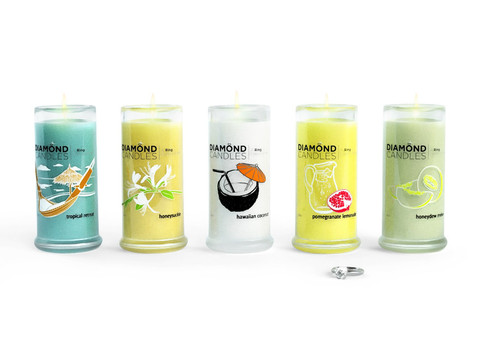 Sneakpeeq Limited Time Offer for Diamond Candles