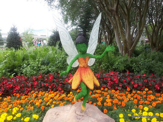 Fairy Gardens At Epcot