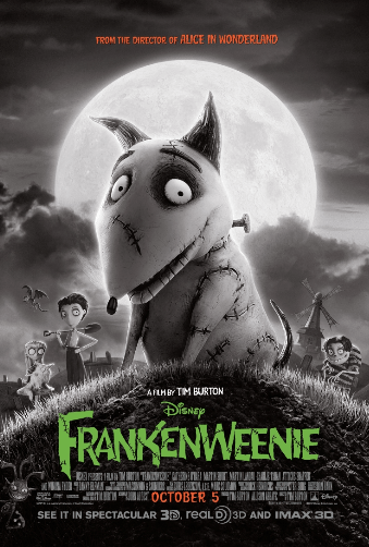 FrankenWeenie Is Coming –  Are You Ready?