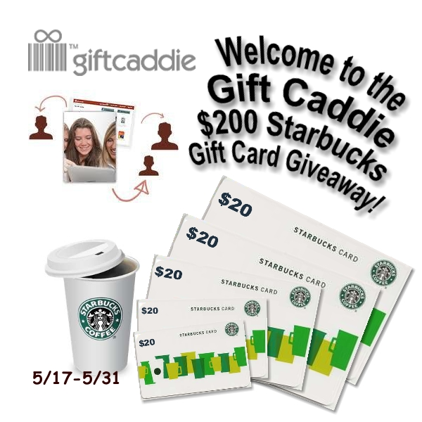You Can Win $200 In Starbucks Gift Cards