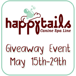 Happy Tails Giveaway Event