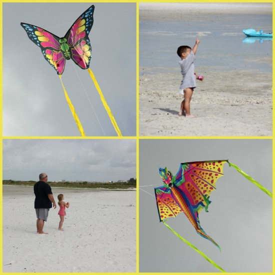 Flying a World Market Kite