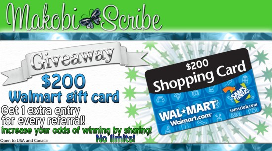 Walmart Card Sweepstakes