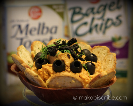 Old London OPA! Sweepstakes And Sundried Tomato Tahiniless Hummus Recipe