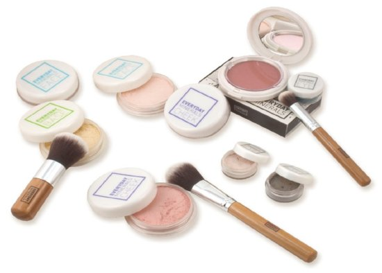 Beautiful Makeup For Summer From Everyday Minerals Sweepstakes