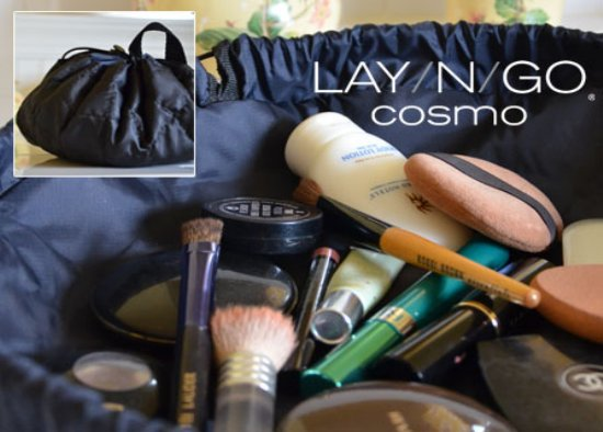 How To Keep Your Make Up Organized From Lay N Go Review