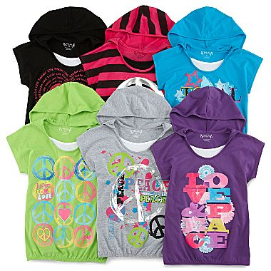 Girls back to school clothes sale