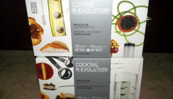 food and cocktail kits