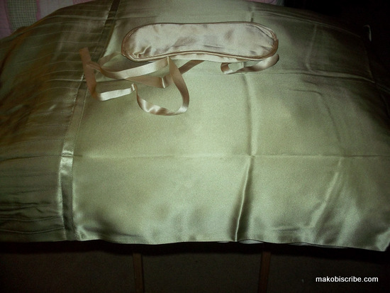 Luxurious Silk Bedding