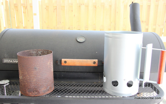 No More Coffee Can Chimney Starter