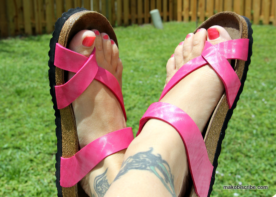 The Perfect Summer Footwear From Birki's