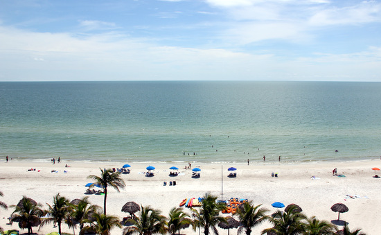 Naples Beach View
