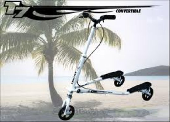 3 Wheeled Cambering Vehicle From Trikke Review