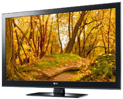 Win A 42 Inch LCD HDTV by LG and Giveaway Scoop