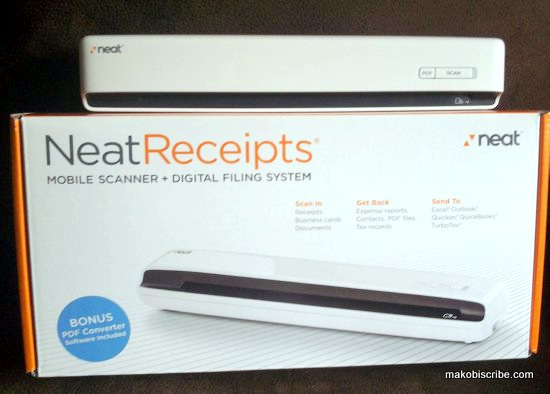 Digital Record Keeping From Neat Receipts Sweepstakes