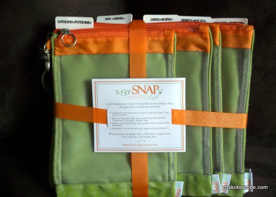 Organize Your Life In Style From sugarSNAP Sweepstakes