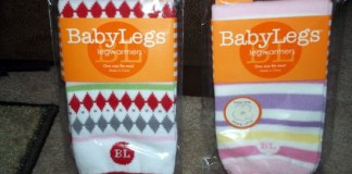 Two Packs of Baby Legs