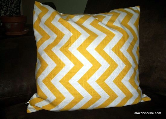 Custom Made Pillow Covers