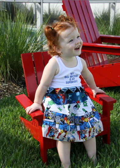 Unique Party Dresses for Little Girls
