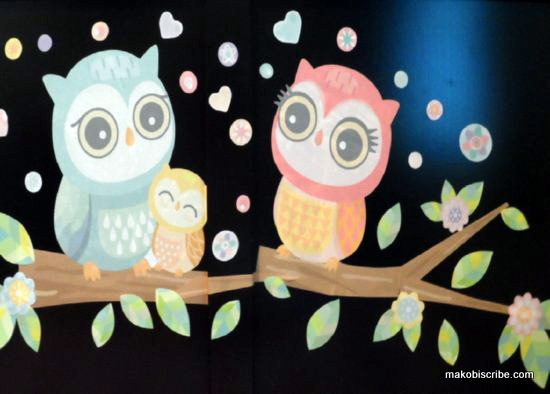 Cute Removable Wall Stickers For Kids Rooms